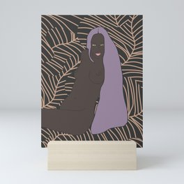Cocoa Maiden Mini Art Print