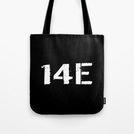 14E MOS Tote Bag