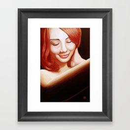 Jenny Framed Art Print