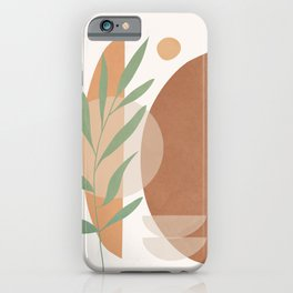 Abstract Rock Geometry 15 iPhone Case