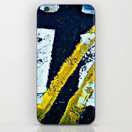 Road Markings iPhone Skin