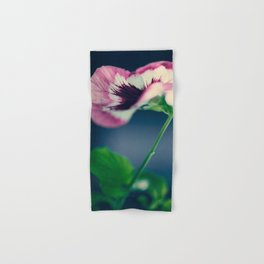 pansy Hand & Bath Towel
