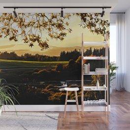 idyllic nature landscape vastd Wall Mural