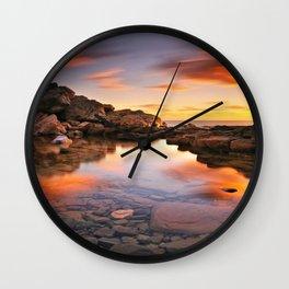 BEAUTIFUL SEASCAPE Wall Clock