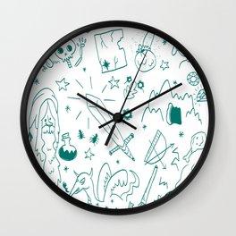 Do You Even Quest Bro? Wall Clock