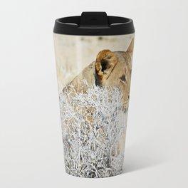NAMIBIA ... The Lioness II Travel Mug