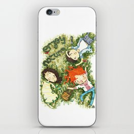 Enjoy nature iPhone Skin