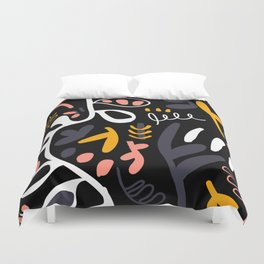 Up At Dawn Duvet Cover