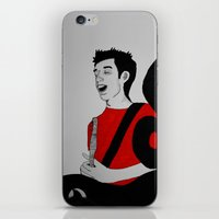 charlie iPhone & iPod Skins featuring Charlie by Feral Doe