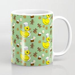 Baker Ducky Coffee Mug