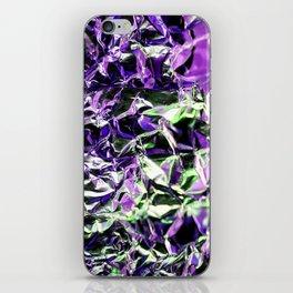 Tin Foil Treat (Aluminium) iPhone Skin