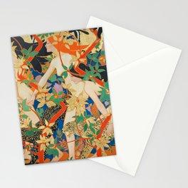 Vintage Jungle Goddess Print - The Hunt Stationery Cards