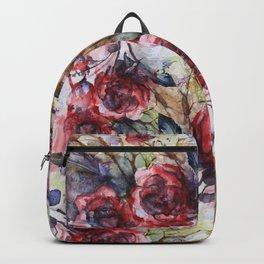 Bloodflowers Backpack