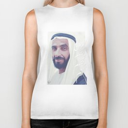 Zayed Bin Sultan Biker Tank