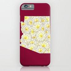 Arizona in Flowers Slim Case iPhone 6s