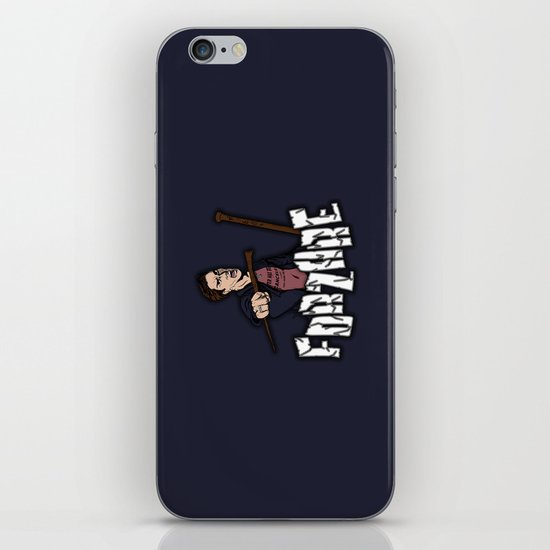 Forzare! iPhone & iPod Skin
