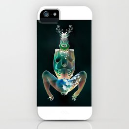 The Android – Dreams NO.4 iPhone Case