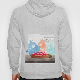 wild creatures and the Raoul tarte Hoody
