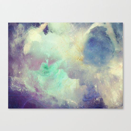 Up to Eternity Canvas Print