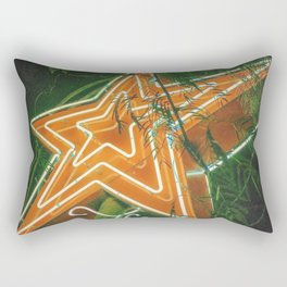 Starlights Last Gleaming Rectangular Pillow