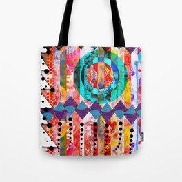 Holiday Mash Up Tote Bag