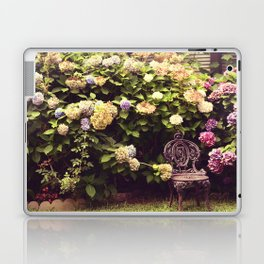 "Hydrangea - ""Peaceful Garden"" |  Photography Laptop & iPad Skin"