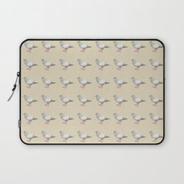 Pigeons on parade Laptop Sleeve