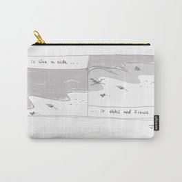 Tides Carry-All Pouch