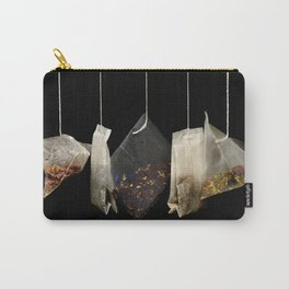 Teabags Hanging in the Air Carry-All Pouch
