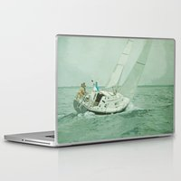 sail Laptop & iPad Skins featuring Sail by Mary Kilbreath