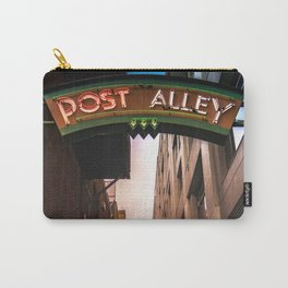 Post Alley in Seattle Washington Carry-All Pouch