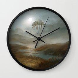 Lost - fanart Morrowind Wall Clock