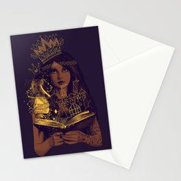 THE BELIEF OF CHILDHOOD Stationery Cards