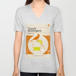 Tequila Mockingbird Unisex V-Neck