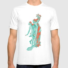 Apollo and Daphne Polychromania T-shirt