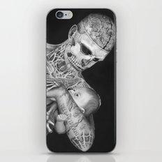ZOMBIE BOY iPhone & iPod Skin
