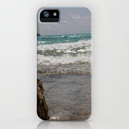 Mare di Maiorca - Matteomike iPhone Case