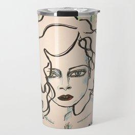 """Hedy Lamarr in """"Ecstasy"""" Travel Mug"""