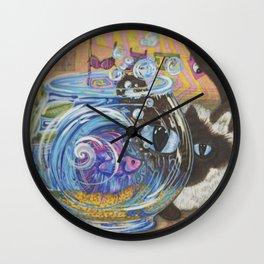 Dinah's Nice Wall Clock
