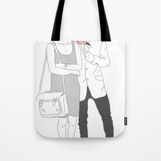 couprel Tote Bag