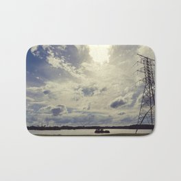 By the River Bath Mat