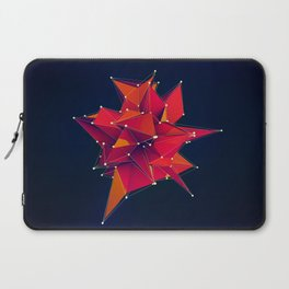 Architecture Polygons Laptop Sleeve