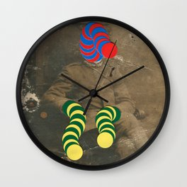 Mr Slinky Wall Clock