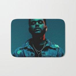 The Weeknd Portrait Bath Mat