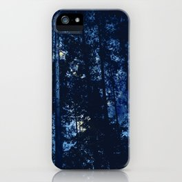 Forest in the Moonlight  iPhone Case