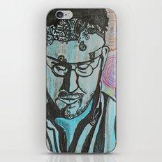 Paisley -- David Foster Wallace  iPhone & iPod Skin