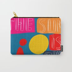 The sun is mine today illustration Carry-All Pouch