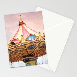dusk at the fair Stationery Cards