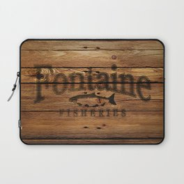 Fontaine Fisheries Crate Laptop Sleeve