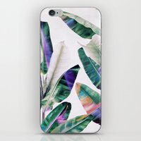 tropical iPhone & iPod Skins featuring tropical #1 by LEEMO